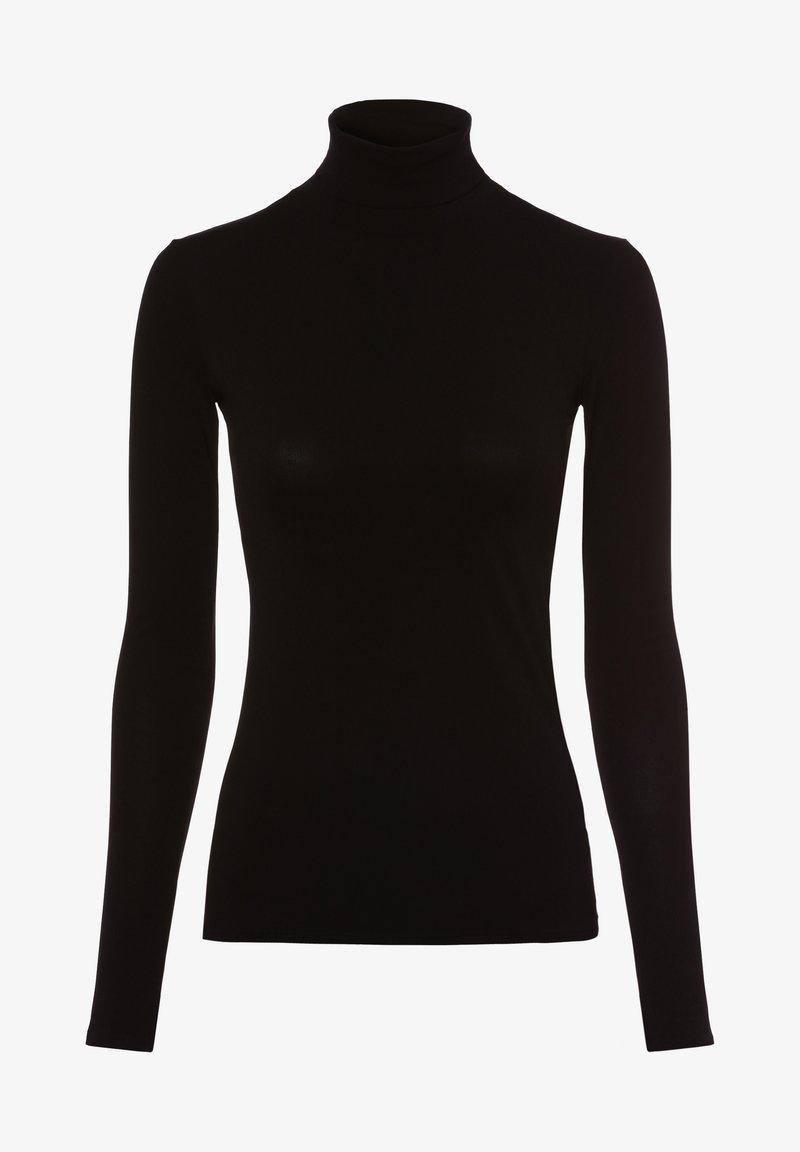 Marc Cain - Long sleeved top - schwarz