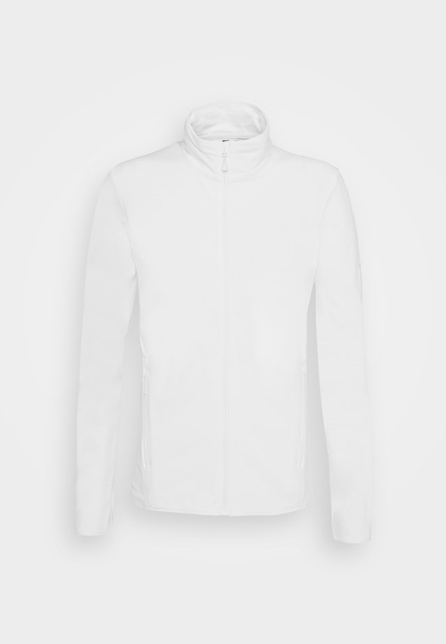 OUTRACK - Training jacket - white