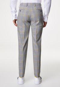 Baldessarini - Suit - grau/gelb - 4
