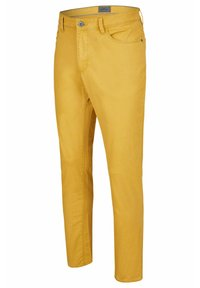 Hattric - HUNTER STRUCTURE - Trousers - yellow - 1
