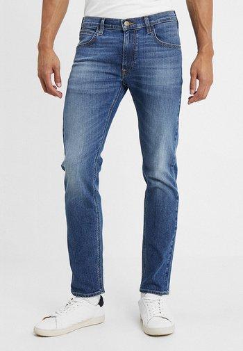 DAREN ZIP FLY - Straight leg jeans - broken blue