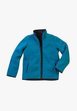 Fleece jacket - hawaii blue