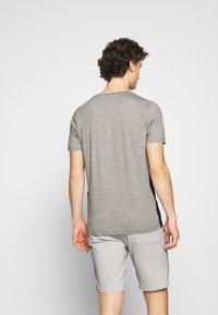 Jack & Jones - JORSTATION - T-shirt imprimé - light grey melange - 2