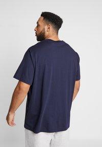 Polo Ralph Lauren Big & Tall - CLASSIC - Basic T-shirt - ink - 2