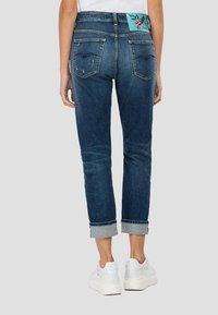 Replay - Slim fit jeans - dark blue - 1