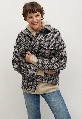 XAROP - Light jacket - marineblau