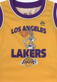 Outerstuff - NBA LOS ANGELES LAKERS SPACE JAM ZONE DEFENSE SET UNISEX - Club wear - yellow - 3