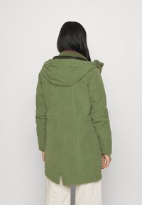 Roxy - AMY 2-IN-1 - Parka - bronze green - 3