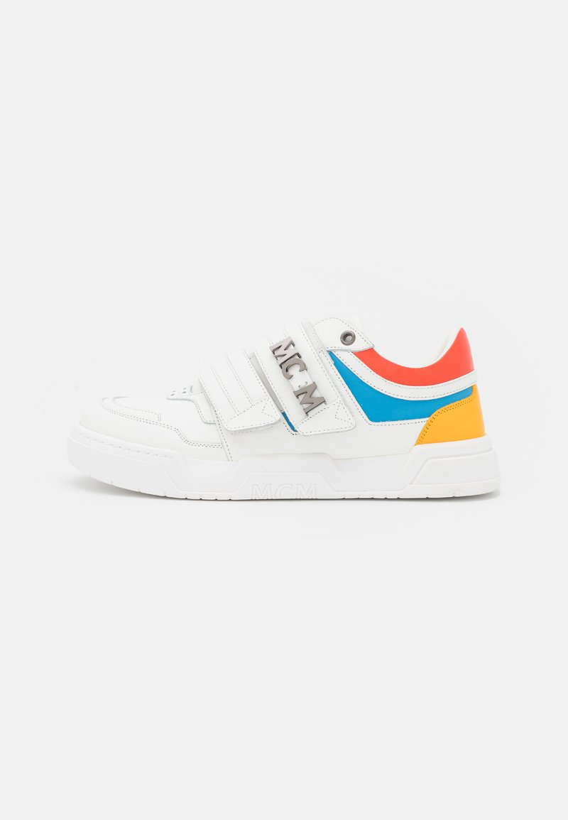 MCM - COLLECTION - Trainers - offwhite