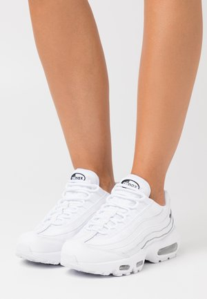 AIR MAX 95 - Sneakers laag - white/black