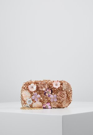 Clutches - rose/multi