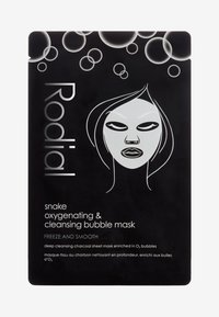 Rodial - SNAKE OXYGENATING & CLEANSING BUBBLE MASK - Face mask - - - 0