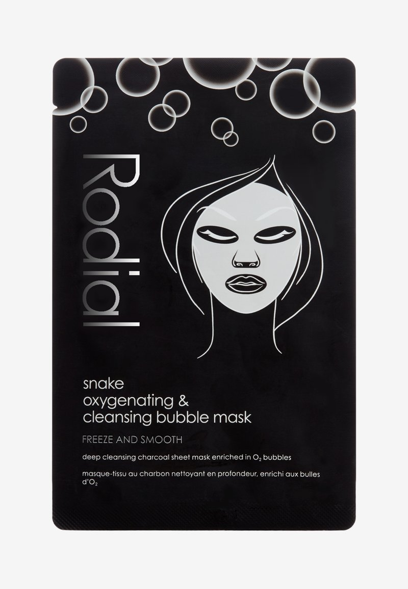 Rodial - SNAKE OXYGENATING & CLEANSING BUBBLE MASK - Face mask - -