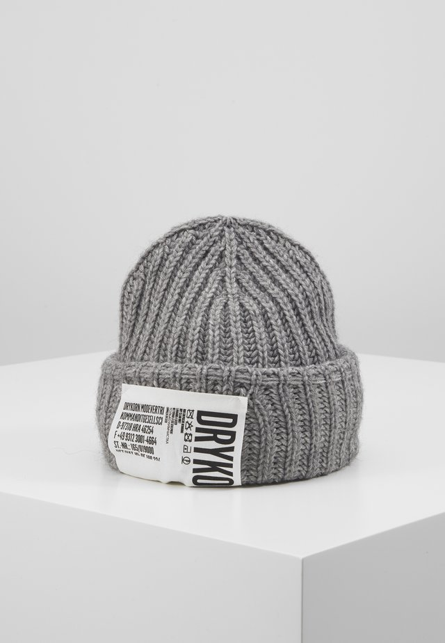 NEREA - Bonnet - grey