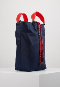 Tommy Jeans - NAUTICAL MIX TOTE - Tote bag - dark blue - 4