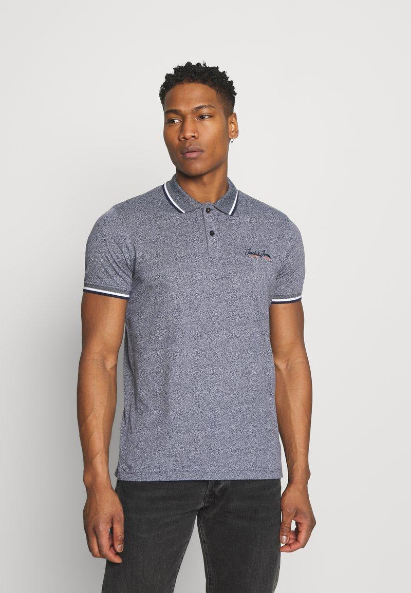 Jack & Jones - JORTONS  - Poloshirt - navy blazer