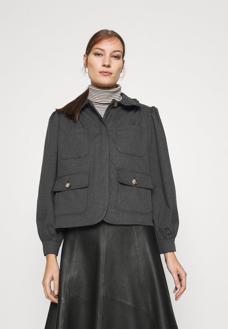 ALIGNE - ALEXIA - Summer jacket - grey