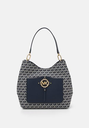 AMY HOBO - Across body bag - navy