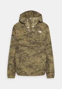 The North Face - PRINTED CLASS FANORAK - Outdoor jacket - olive - 0