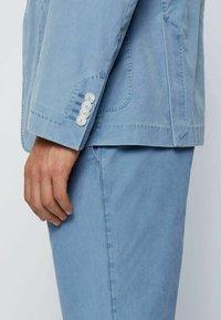 BOSS - HANRY - Denim jacket - blue - 4