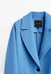 Massimo Dutti - Short coat - blue - 2