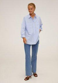 Mango - WILLY - Skjortebluser - blau - 1