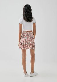 PULL&BEAR - A-line skirt - multi-coloured - 2
