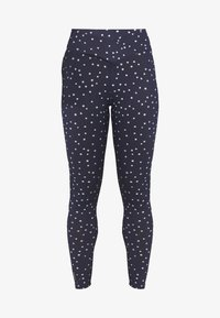 ONLY Play - FRANCESCA TRAINING - Tights - maritime blue/white - 4