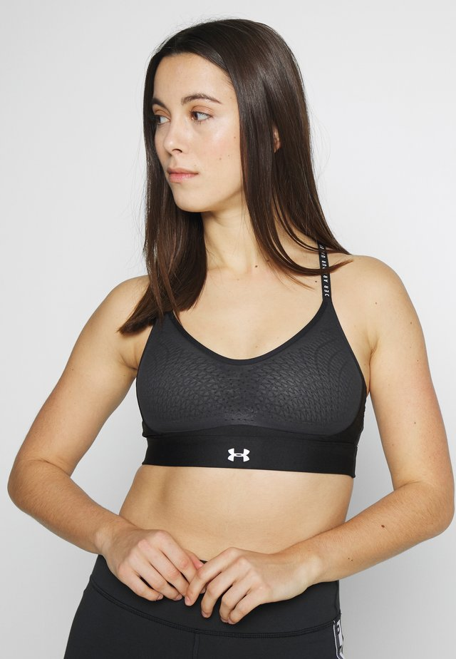 INFINITY LOW BRA - Sport BH - black