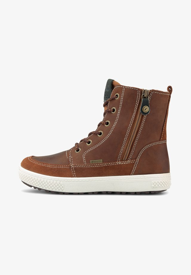 BARTH GTX - Winter boots - mittelbraun