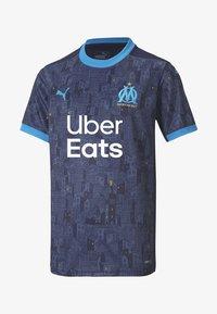 Puma - Club wear - peacoat-bleu azur - 0