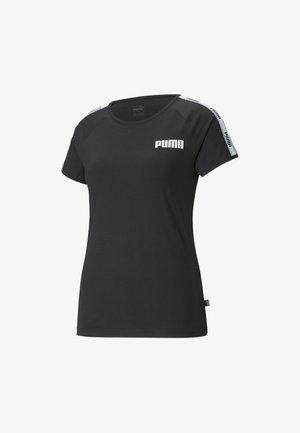TEE KVINDE - T-shirt con stampa - cotton black