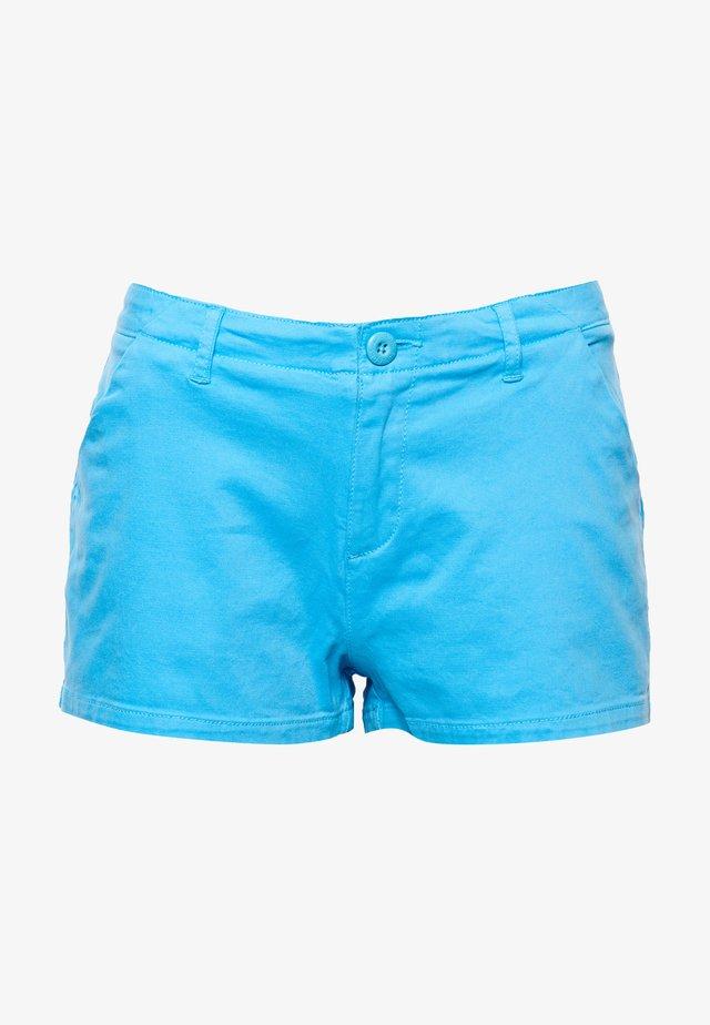 HOT - Shorts - aqua