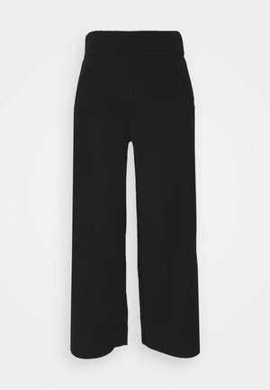JDYLOUISVILLE CATIA ANKLE PANT  - Trousers - black