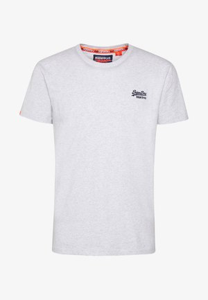 VINTAGE CREW - Basic T-shirt - grey
