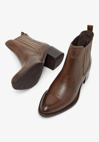 Bianco - BIACAROL  - Classic ankle boots - mediumbrown - 2