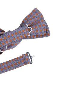 Hans Hermann - GENTLEMAN - Bow tie - gold/lila - 1