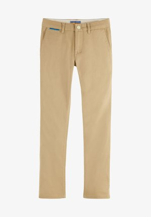 SLIM FIT - Chinos - sand