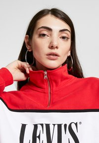 Levi's® - LOGO - Sweatshirt - brilliant red - 3