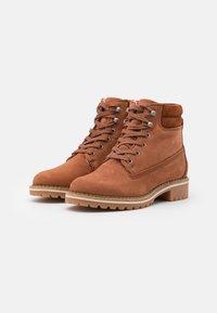 Vero Moda - VMSINEA BOOT - Ankle boot - auburn - 2
