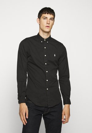 CHINO - Shirt - black