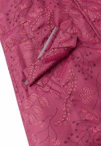 Reima - TAHO - Winter coat - jam red - 5