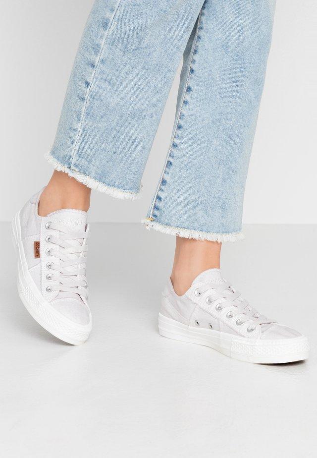 Sneakersy niskie - lila
