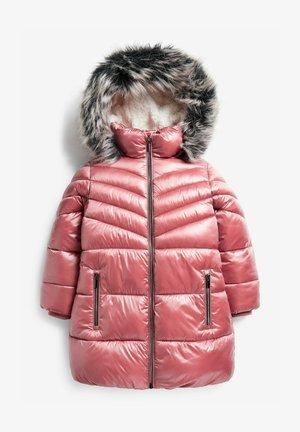 Wintermantel - pink