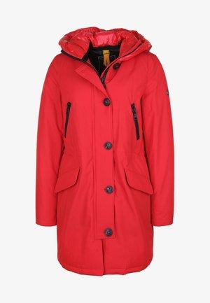 POLAR  - Down coat - red