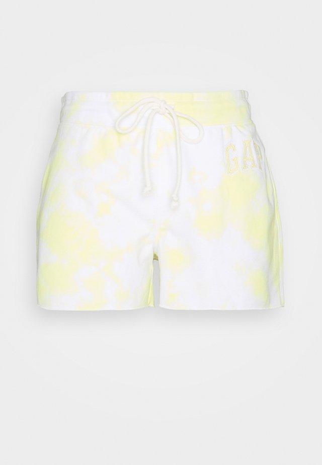 HERITAGE - Shorts - yellow