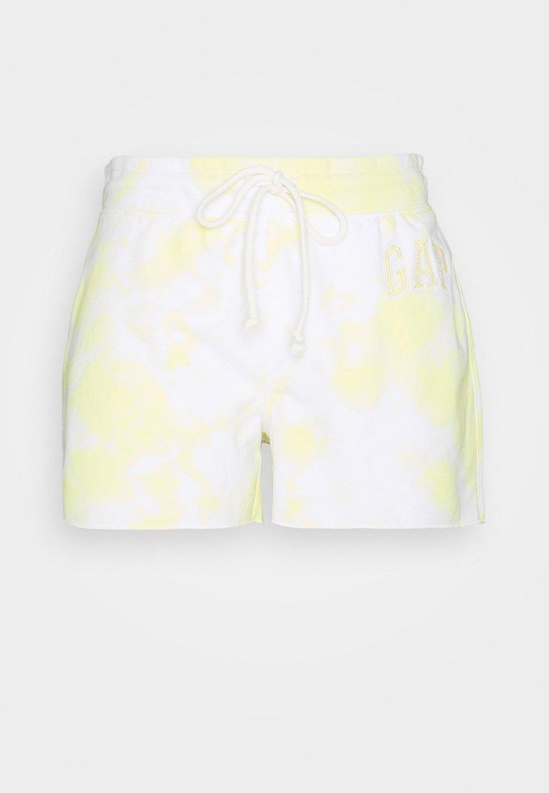 GAP - HERITAGE - Shorts - yellow