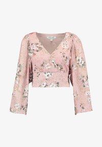 Forever New - SIERRA TIE WAIST BLOUSON - Blouse - light pink - 3