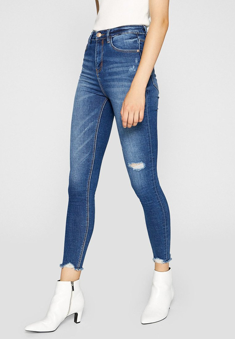 Damen SUPERHOHEM BUND - Jeans Skinny Fit