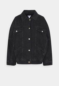 BORD DAD JACKET - Denim jacket - washed black